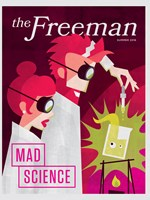 cover of The Freeman: Summer 2016